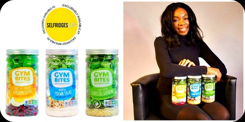 Alexis Oladipo Founder of Gym Bites
