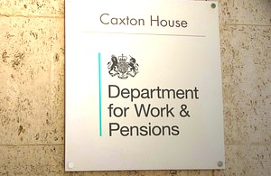Department for Works and Pensions